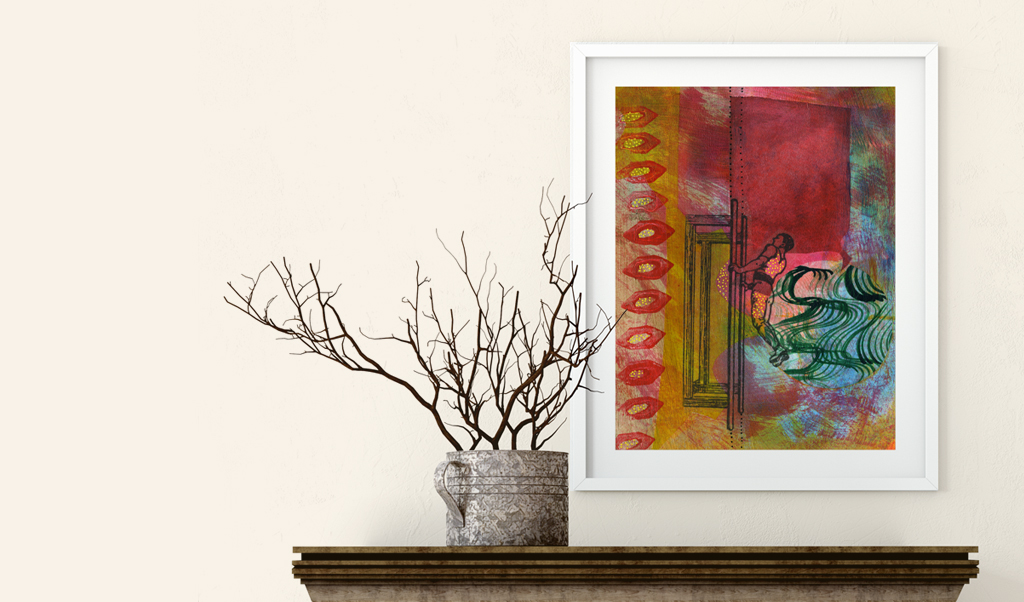 Seven top tips to help you display art at home