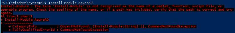 InstallModule