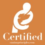 canine principles badge