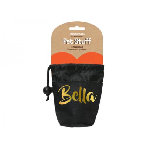 personalised dog training treat bag