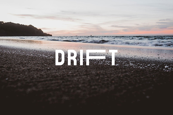 Drift Cafe And Bar Logo Tremolo Thumb