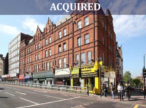 179-189 Finchley Road, London, NW3 6LB