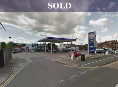McColls, Glascote Road, Tamworth, Staffordshire, B77 2AF