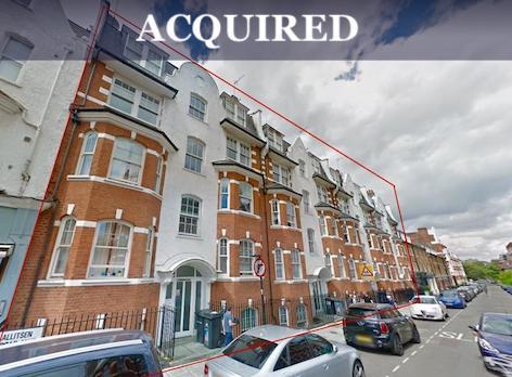 Avenue House, Allitsen Road, London, NW8 7AX