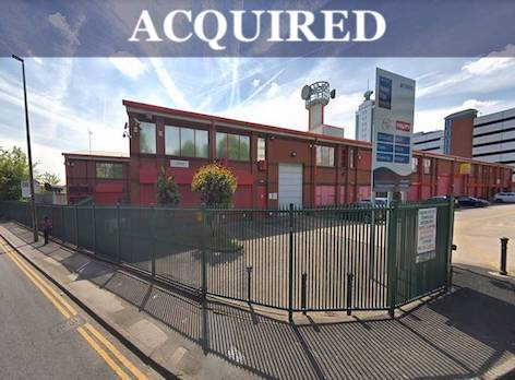 Units 1-3 Lapwing Centre, Waters Edge Business Park, Hagley Road, Manchester, M5 3EY