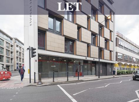 29-31 Wakley Street, London, EC1V 7LT