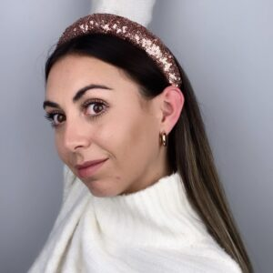 Lila Rose Sequin Padded Headband