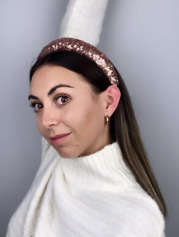 Lila Rose Sequin Padded Headband