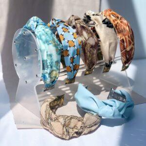 Lila Turban Headbands