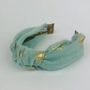 Lila Stardust Turban Headband