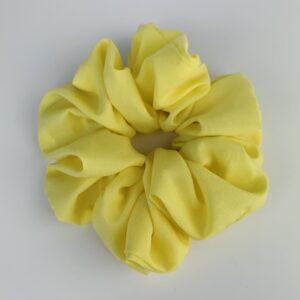 Lila Banana Scrunchie