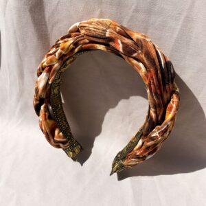 Lila Amber Twist Headband