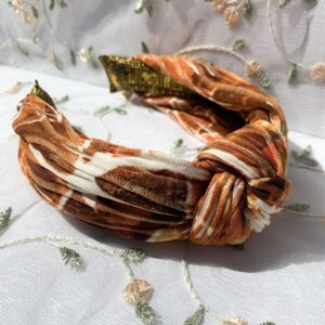 Lila Amber Turban Headband