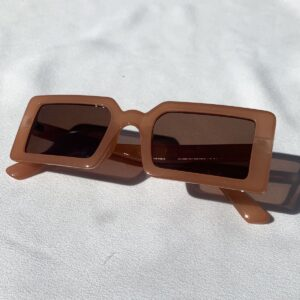 Lila Rudy Rectangular Sunglasses