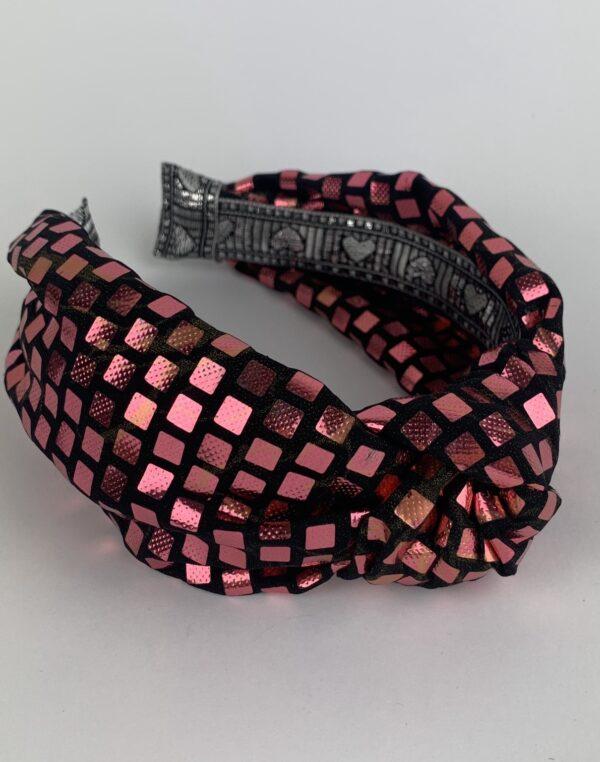 Lila Ruby Turban Headband