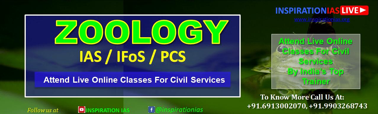 Zoology Optional (IAS/KAS/ACS/PCS)