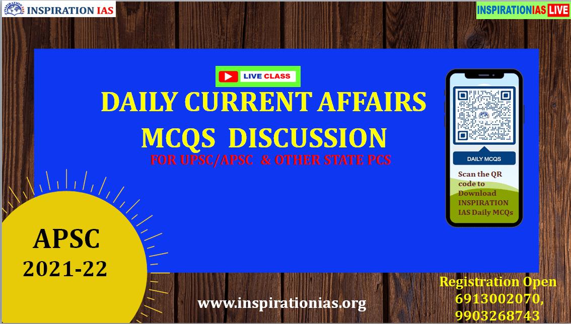 Daily MCQs