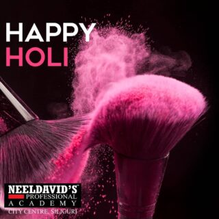 Let this auspicious day remind us that Life is full of colors and embossed with the hues of love!   Wishing everyone a  very colorful and joyous Holi !  To know more about us: Call at +91 8900798877  Or visit us at : Neel David's Professional Salon Academy F Block,  F0114, 1st Floor Above State Bank of India City centre, Siliguri- 734010  #holi #happyholi #india #holifestival #love #festival #photography #colours #colors #instagram #instagood #holihai #festivalofcolors #indianfestival #color #holifestivalofcolours #bhfyp #holifest #holipowder #like #festivalofcolours #mumbai #diwali #holicelebration #fun #k #holiparty #holiday #follow #bhfyp