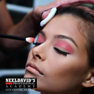 """""""I believe all women are pretty withoutmakeup– but with the rightmakeupcan be pretty powerful.""""  Get the right training and become a professional makeup artist. Join us now!  To know more: Call us at +91 8900798877  Or visit us at : Neel David's Professional Salon Academy F Block,  F0114, 1st Floor Above State Bank of India City centre, Siliguri- 734010  #beautyschool #beauty #cosmetology #hair #cosmetologyschool #makeup #skincare #hairstylist #beautytraining #beautyacademy #cosmetolog#salons #hair #salon #beauty #hairstyle #hairstyles #hairstylist #haircut #haircolor #makeup #makeupcourses #makeupartists #makeupartistsworldwide #makeuptraining #makeupacademy #bhfyp"""