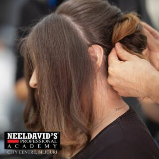 Gear up to become a Professional Hair stylist! Trends in hairdressing, hair coloring, and hair cutting styles have evolved over time.   At Neeldavid's Professional Academy, you get hands-on training on all such latest trends in hair care and treatments used by today's salons and spas.  #haircut #hair #hairstyle #haircolor #barber #hairstyles #barbershop #hairstylist #barberlife #fade #barbershopconnect #hairdresser #balayage #style #fashion #barbers #beauty #hairgoals #barberlove #wahl #menshair #beard #salon #blonde #instahair #hairsalon #barbering #makeup #longhair #bhfyp
