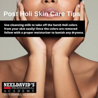 Follow @neeldavidsacademy.citycentre for more Skin care tips.  To know more about us: Call at +91 8900798877  Or visit us at : Neel David's Professional Salon Academy F Block,  F0114, 1st Floor Above State Bank of India City centre, Siliguri- 734010  #beautyschool #beauty #cosmetology #hair #cosmetologyschool #makeup #skincare #hairstylist #beautytraining #beautyacademy #cosmetology