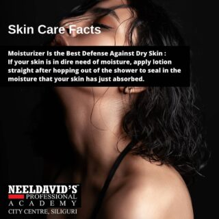 Skin care facts 101. Follow @neeldavidsacademy.citycentre for more facts.  To know more: Call us at +91 8900798877  Or visit us at : Neel David's Professional Salon Academy F Block,  F0114, 1st Floor Above State Bank of India City centre, Siliguri- 734010  #beautyschool #beauty #cosmetology #hair #cosmetologyschool #makeup #skincare #hairstylist #beautytraining #beautyacademy #cosmetolog#beautyschool #beauty #cosmetology #hair #cosmetologyschool #makeup #skincare #hairstylist #beautytraining #beautyacademy #cosmetologist #education #makeupartist #esthetician #cosmetologystudent #mua #beautysalon #haircolor #hairstyle #behindthechair #hairdresser #hairschool #entrepreneur #balayage #makeupschool #beautycourses #stylist #beautyschoolstudent #bhfyp