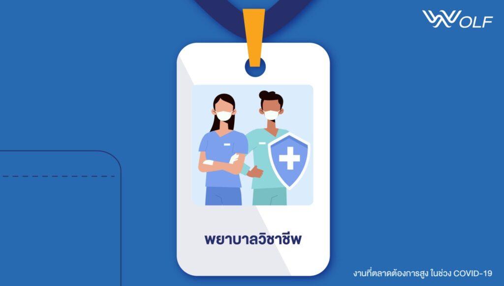 พยาบาลวิชาชีพ