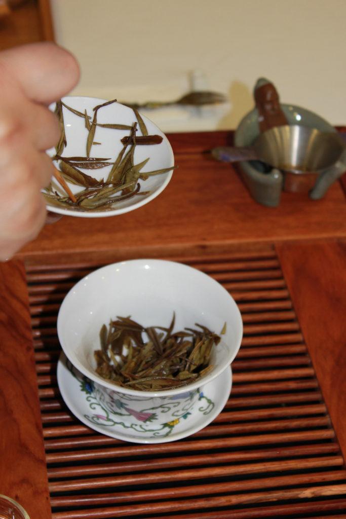 Cérémonie de thé