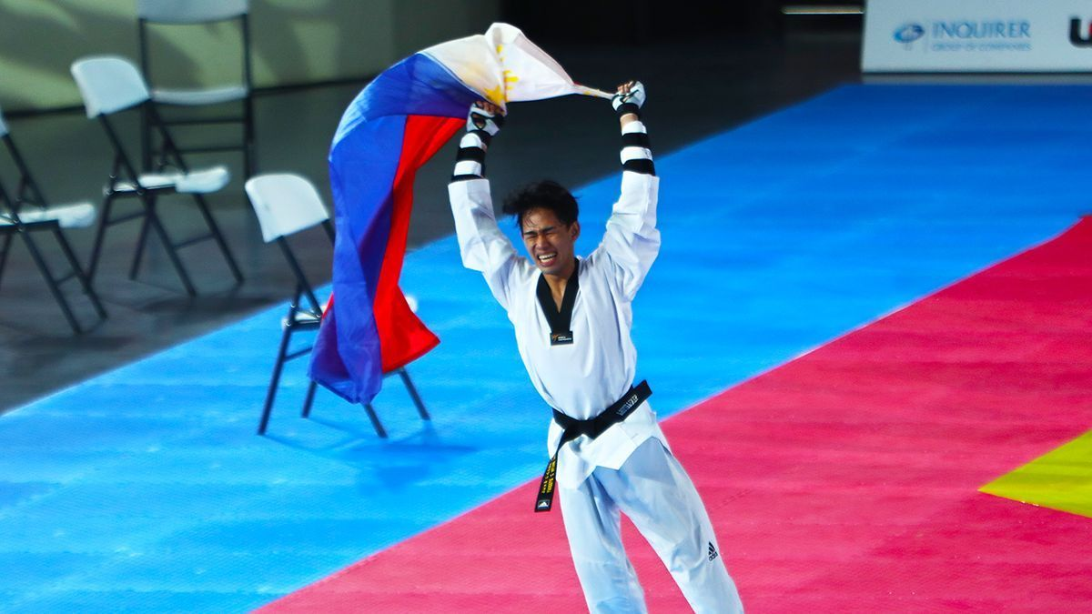 Abra's Barbosa is likely to raise PH flag in the Olympics
