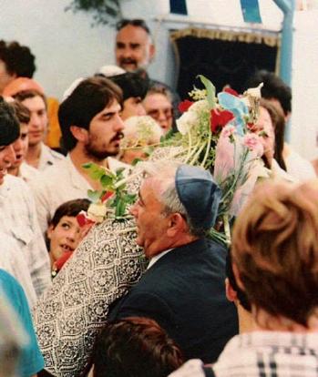 יוסף עבו עברון, 1988