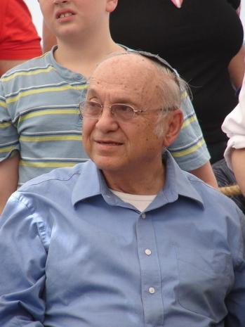 """שר המשפטים והאוצר לשעבר, מר יעקב נאמן, בית עבו, ערב ל""""ג בעומר תשס""""ז 2007"""