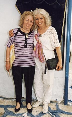 """האחיות צופיה תבדל""""א וג'ולי ז""""ל, דור חמישי למסורת"""