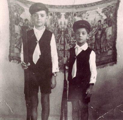 האחים יוסף וצבי עבו, 1934