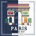 Nigh day colouring Paris