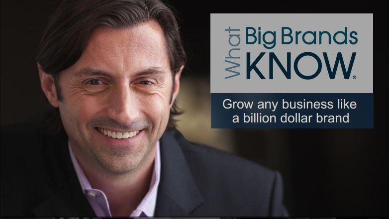 Gerry O'Brion ~ What Big Brands Know