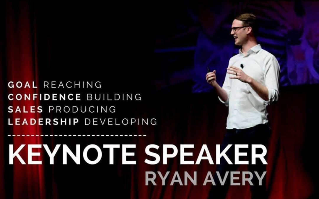 Ryan Avery – Become THE Leader In Your Industry