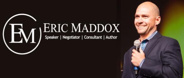 """Influence Through Empathy Based Listening"" by Eric Maddox"