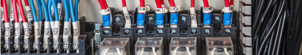 PLC Control Panel Box Build
