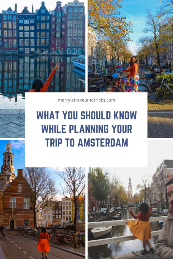 #AmsterdamTravelTips