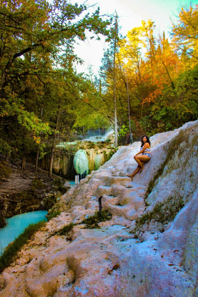 Natural Thermal Baths, Tuscany