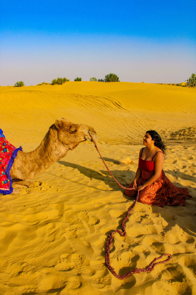 Rajasthan Trip :  Thar Desert