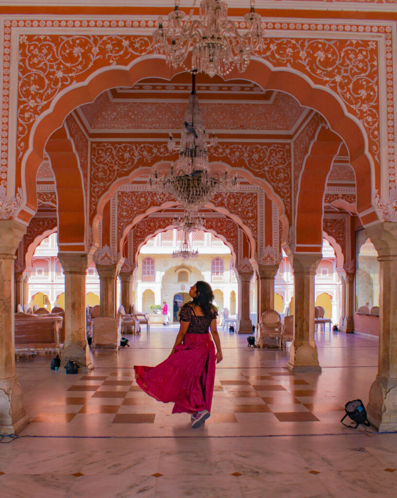 Pink City- Best Places to visit in Jaipur