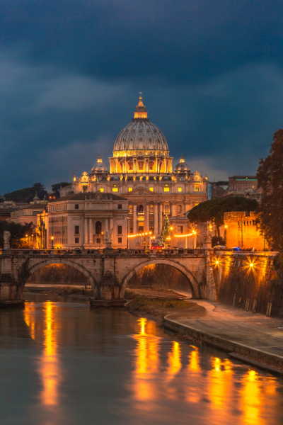 Where To Find The Best Views in Rome