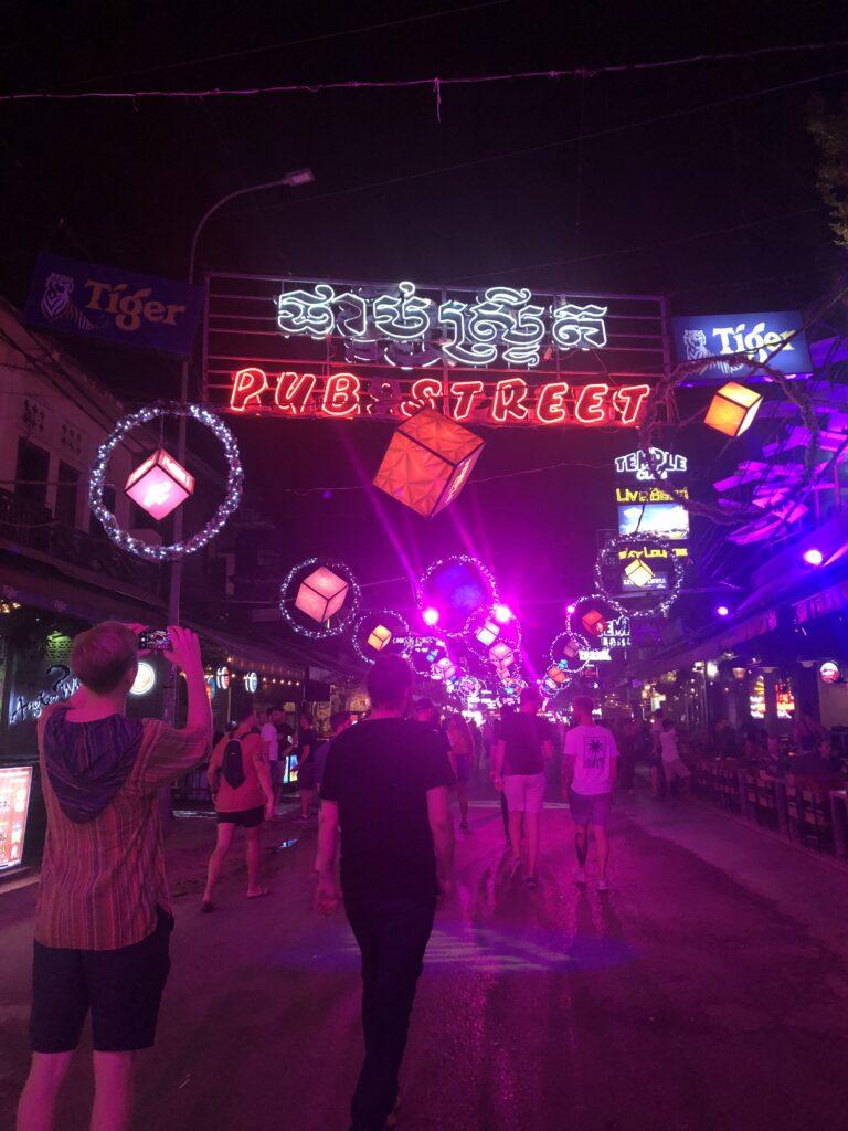 Pub Street, Siem Reap #Placestovisitinsiemreap