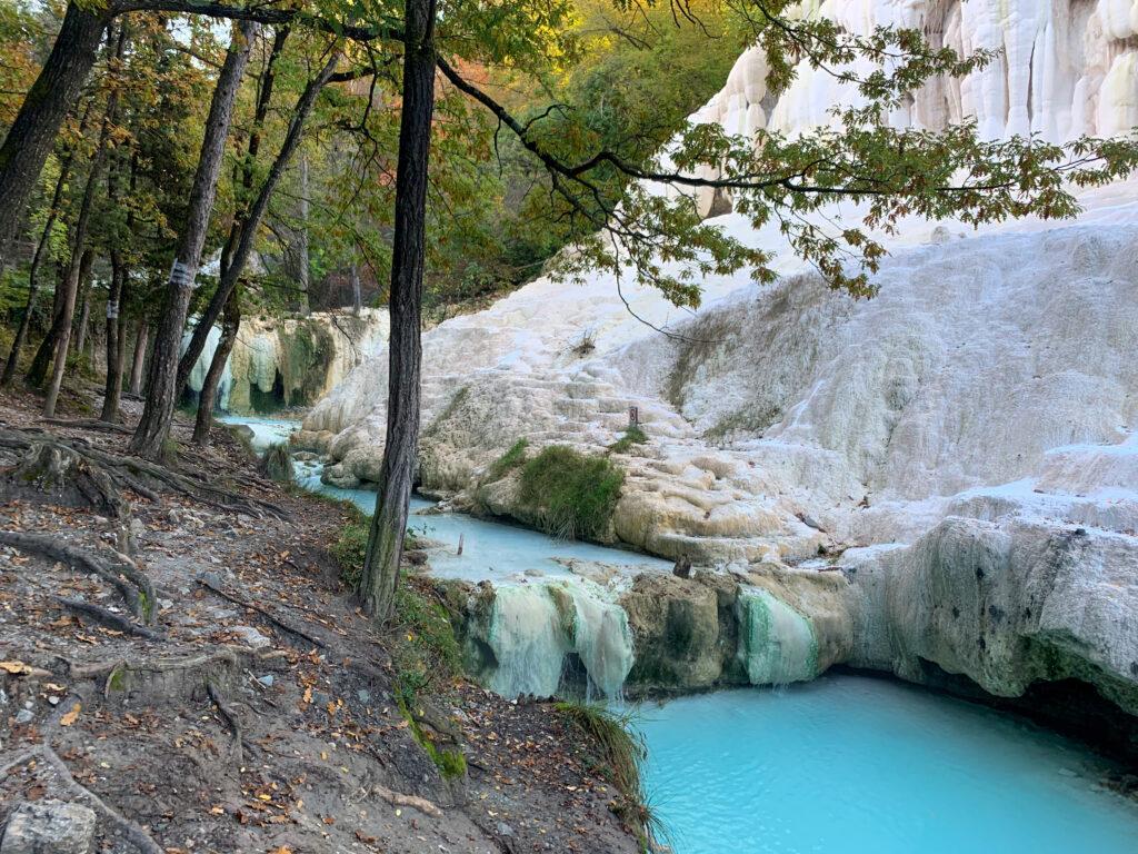 Hidden Gem in Italy: Bagni San Filippo, Tuscany