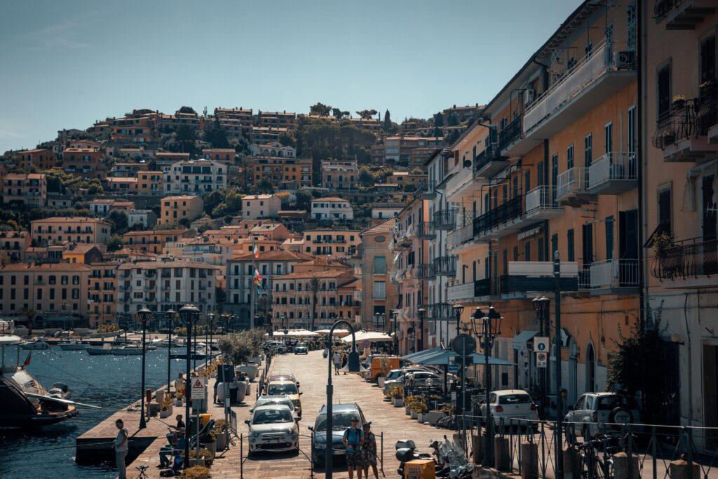 Porto Santo Stefano, Tuscany