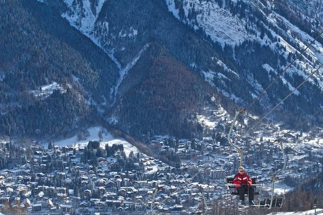 Val d'Aosta for a white Christmas in Europe
