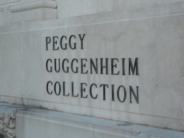 Peggy Guggenheim Museum in Venice