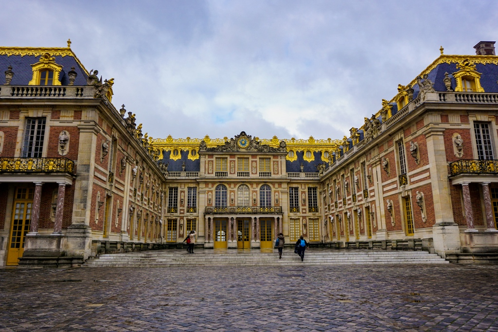 The stunning Palace of Versailles, one of the hidden gems in France off-the-beaten path