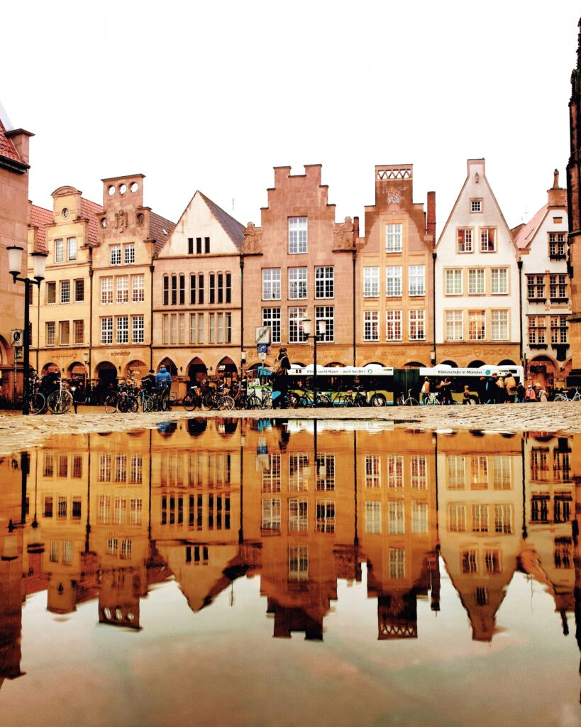 Münster, a beautiful town off-the-beaten path in Germany